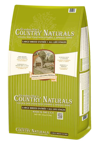 Country Naturals Dog Food - Large Breed