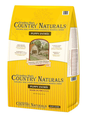 Country Naturals Dog Food - Puppy Entrée
