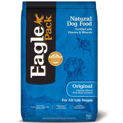 Hollywood Feed - Eagle Dog Food - Original Chicken & Pork - Dry Dog Food - 1