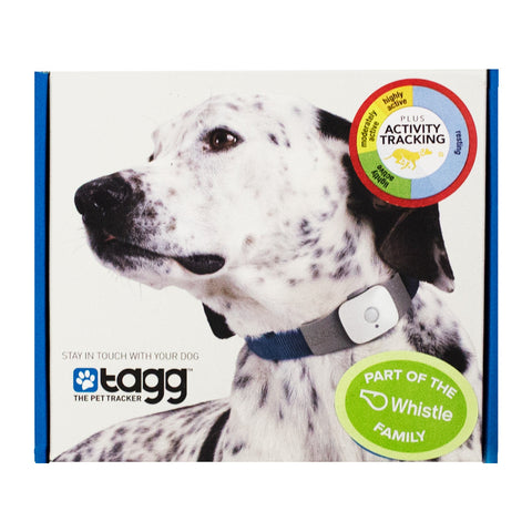 Whistle -Tagg GPS Pet Tracker