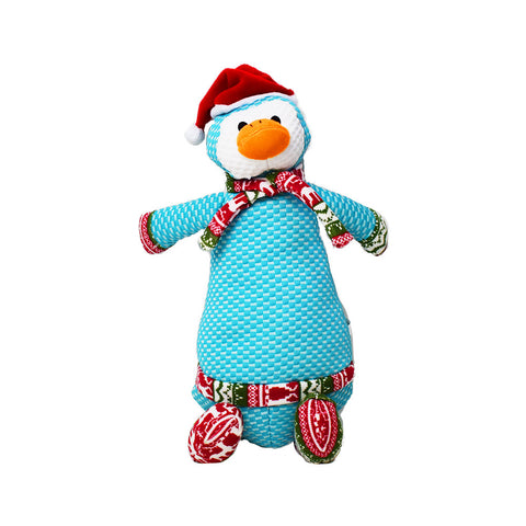 Patchwork Pets - Tuffpuff Penguin - Blue