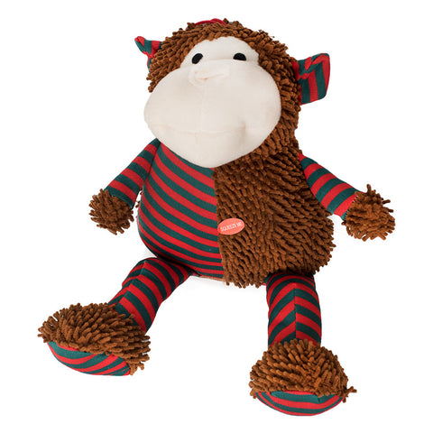Patchwork Pets - Christmas Patches Monkey