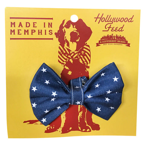 Memphis Made Bow Tie - Mini Star- Small