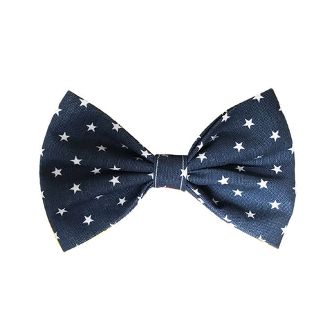 Memphis Made Bow Tie - Mini Star - Large