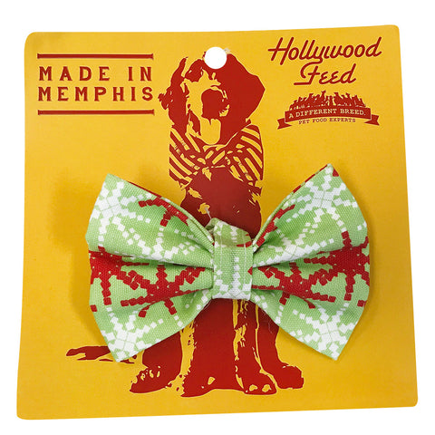 Memphis Made Bow Tie - Holiday - Small