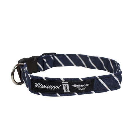 Mississippi Made Collar - Chevron 1""