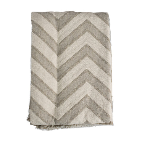 North Carolina Made Blanket - Chevron - Small