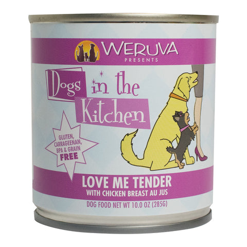 Weruva - Dogs In The Kitchen - Love Me Tender