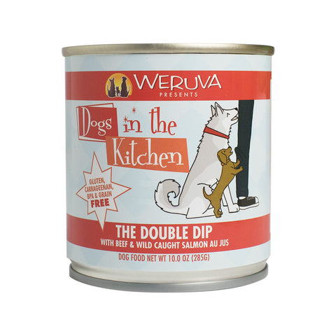 Weruva - Dogs In The Kitchen - The Double Dip