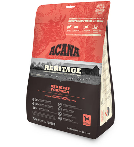 ACANA Dog Food - Heritage Meats