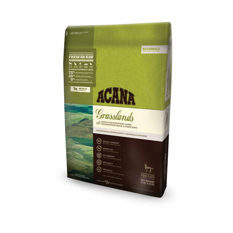 Hollywood Feed - Acana Cat Food - Regionals Grasslands Cat & Kitten - Dry Cat Food