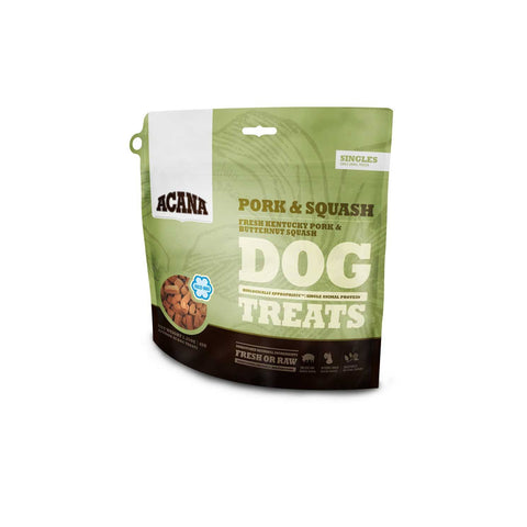 Hollywood Feed - Acana Dog Treats - Freeze Dried Pork & Squash - Freeze Dried Dog Treats