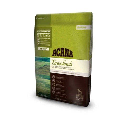 Hollywood Feed - Acana Dog Food - Regionals Grasslands - Dry Dog Food