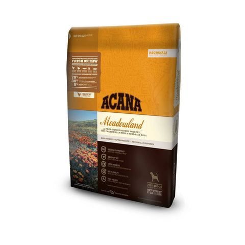 Hollywood Feed - Acana Dog Food - Regionals Meadowland - Dry Dog Food