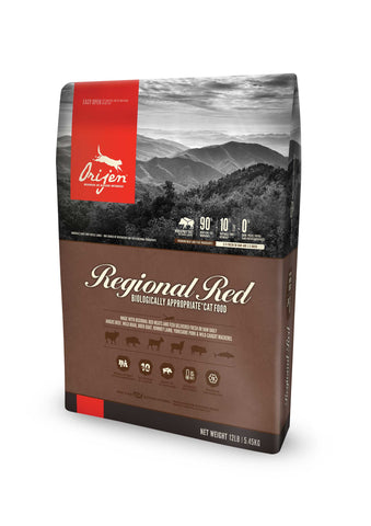 ORIJEN Cat Food - Regional Red