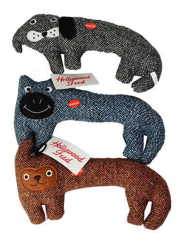 Hollywood Feed Tweed Plush Assorted