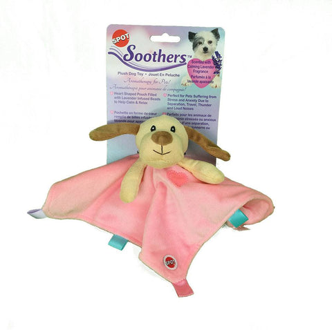 Soothers Blanket Toys - Assorted 10""