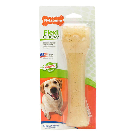 Hollywood Feed - Nylabone FlexiChew - Chicken - Souper - Chew