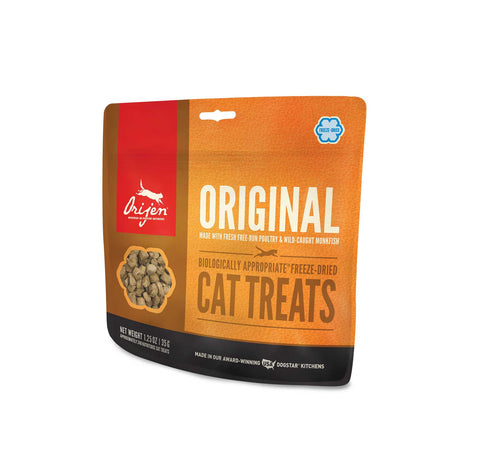 ORIJEN Cat Treats - Freeze Dried Original