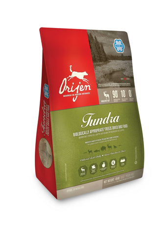 ORIJEN Dog Food - Freeze Dried Tundra