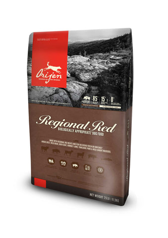 ORIJEN Dog Food - Regional Red