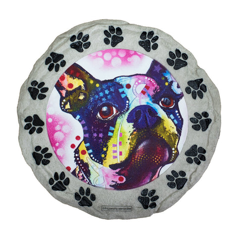 Stepping Stone - Boston Terrier