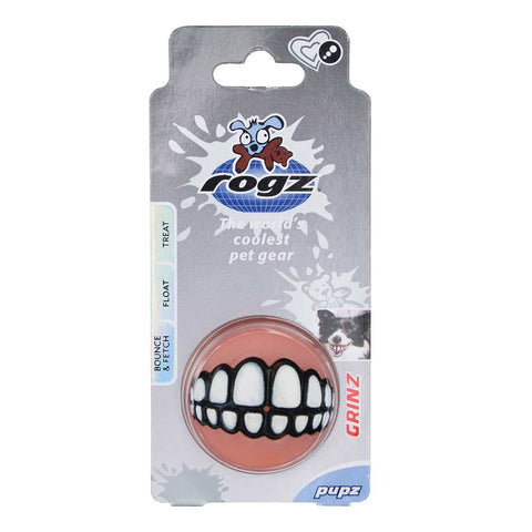 Rogz - Pupz Grinz Treat Ball