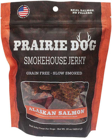 Prairie Dog Smokehouse Jerky - 15oz