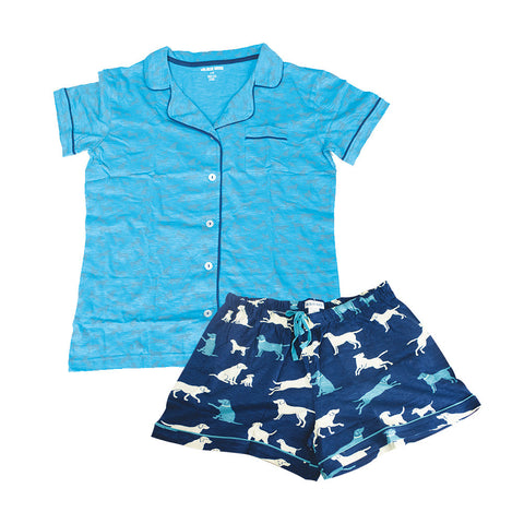 Hatley - Women's PJ Set - Labs