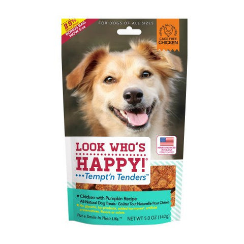 Look Who's Happy - Chicken & Pumpkin - 4oz
