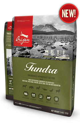 Orijen Cat Food - Tundra
