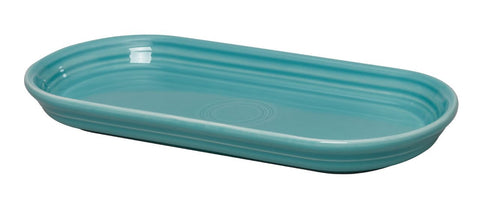 Fiestaware Bread Tray - Turquoise