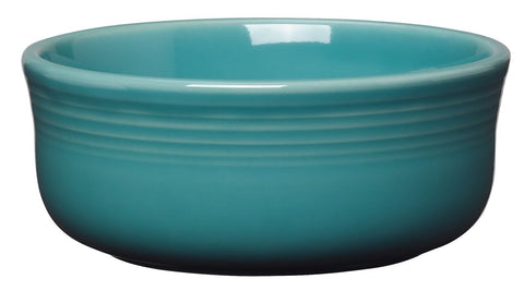 Fiestaware Chowder Bowl - Turquoise