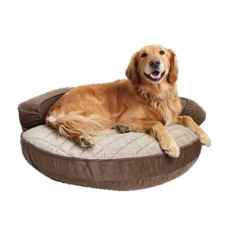 kong front bed dogbed akc products dogs foam dog memory shop large for sofa