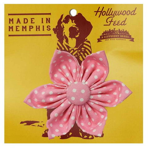 Memphis Made Flower - Pink/White Valenties - Large