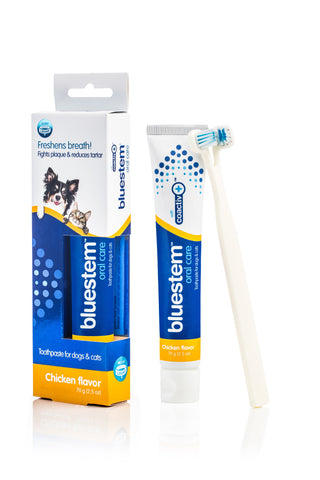 Bluestem Toothpaste - Chicken Flavor