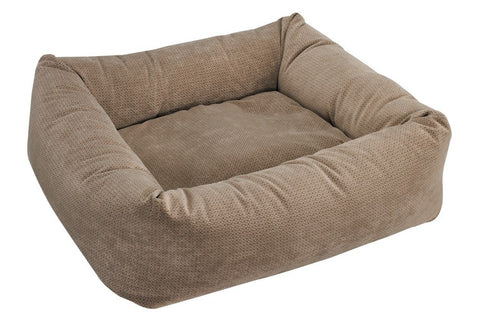 Hollywood Feed - *Bowsers Dutchie Bed - Cappuccino Treats - Bolster Bed - 1