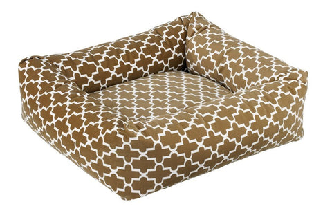 Hollywood Feed - *Bowsers Dutchie Bed - Cedar Lattice - Bolster Bed - 2