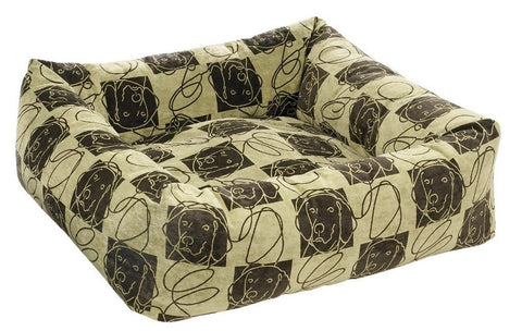 Hollywood Feed - *Bowsers Dutchie Bed - Dog Days - Bolster Bed
