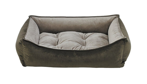 Hollywood Feed - *Bowsers Scoop - Hickory - Bolster Bed - 1