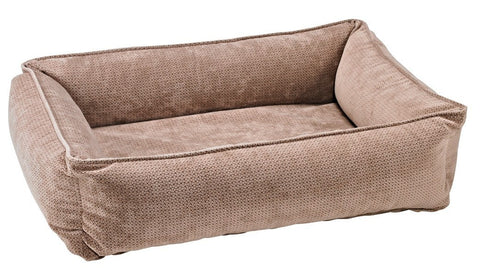 Hollywood Feed - *Bowsers Urban Lounger - Cappuccino Treats - Bolster Bed - 1