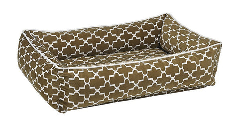 Hollywood Feed - *Bowsers Urban Lounger - Cedar Lattice - Bolster Bed - 2