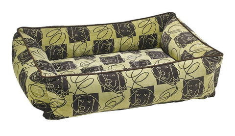 Hollywood Feed - *Bowsers Urban Lounger - Dog Days - Bolster Bed
