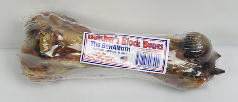 Hollywood Feed - Butcher's Block BeHAMoth - Bone