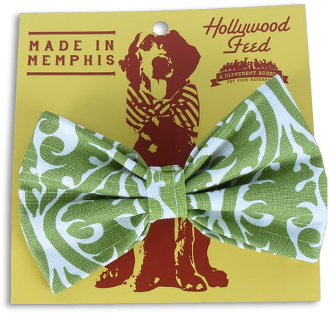 Hollywood Feed - Memphis Made Bowtie - Wisteria - Large - Bow Tie