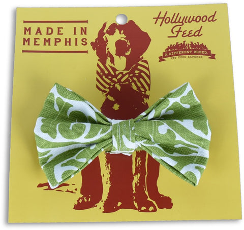 Hollywood Feed - Memphis Made Bowtie - Wisteria - Small - Bow Tie