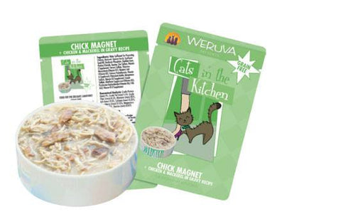 Weruva Cat Food - Cats In the Kitchen - Chick Magnet