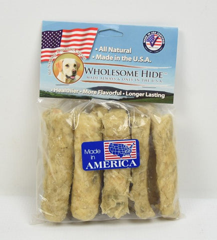 Hollywood Feed - Wholesome Hide Chunkees Carrot 6oz - Chew