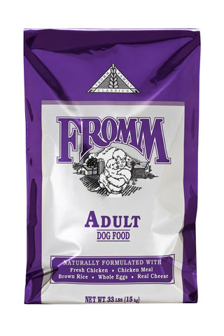 Hollywood Feed - Fromm Dog Food - Classic Adult - Dry Dog Food - 1