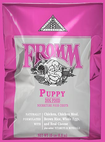 Fromm Dog Food - Classic Puppy